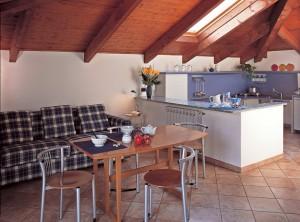 residenza-adelaide-Mansarda-cucina
