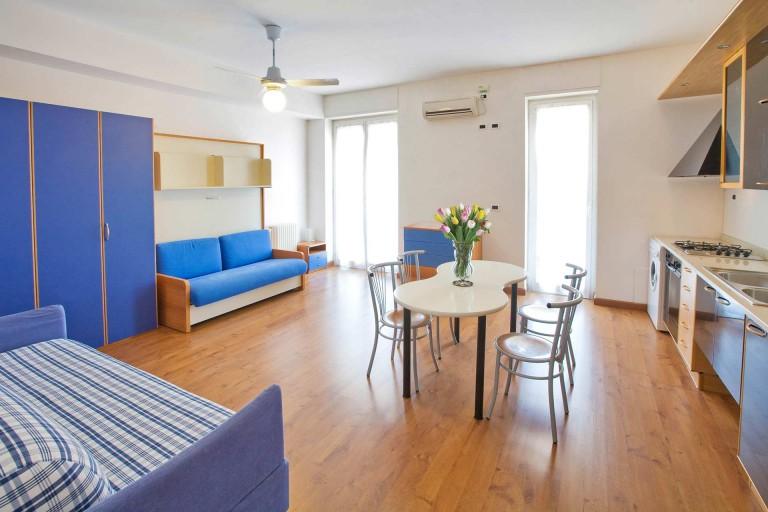 Residenza Adelaide – Appartamento Monolocale da euro 55